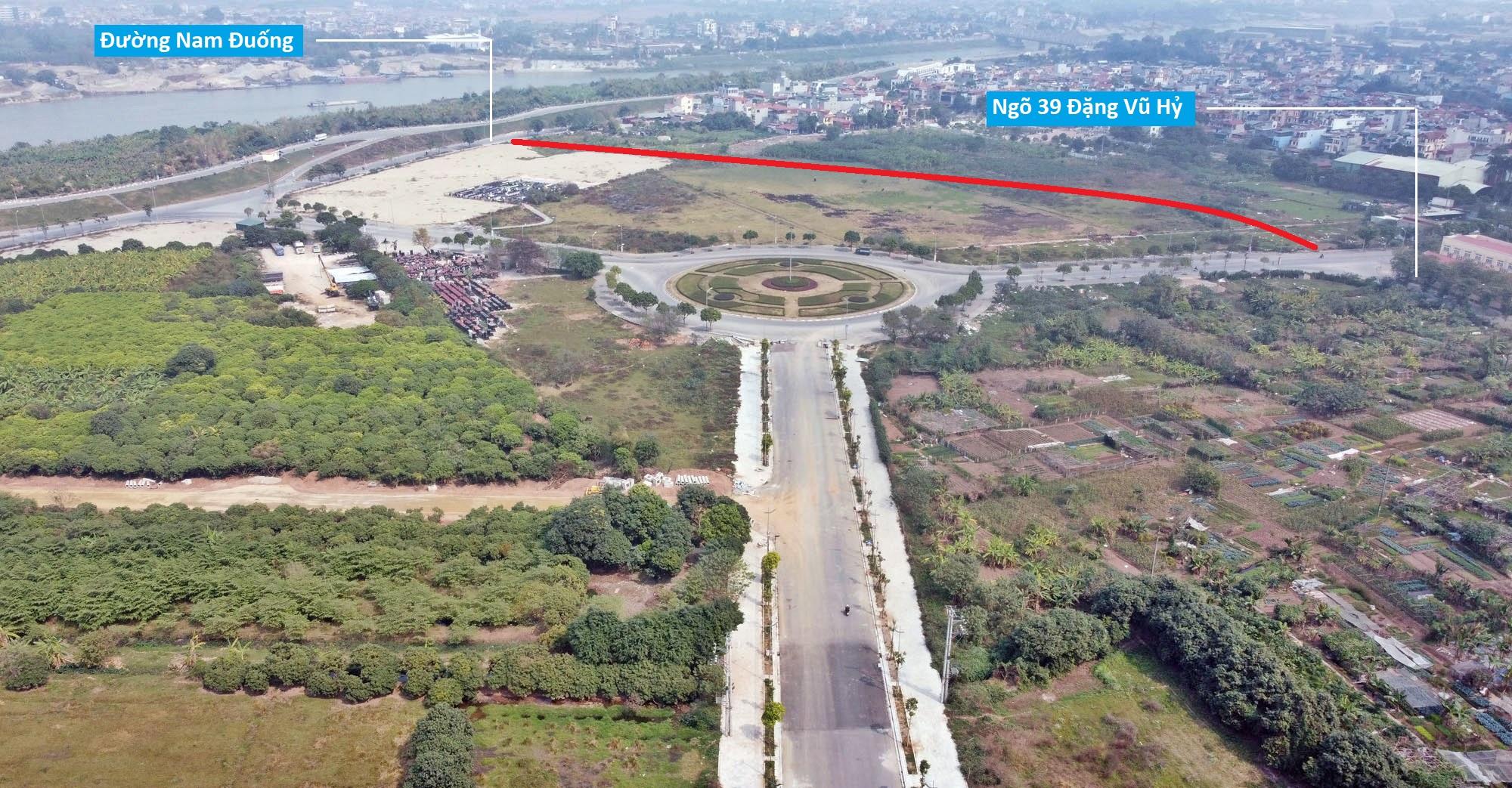 Đường sẽ mở theo quy hoạch ở phường Thượng Thanh, Long Biên, Hà Nội (phần 3) - Ảnh 5.