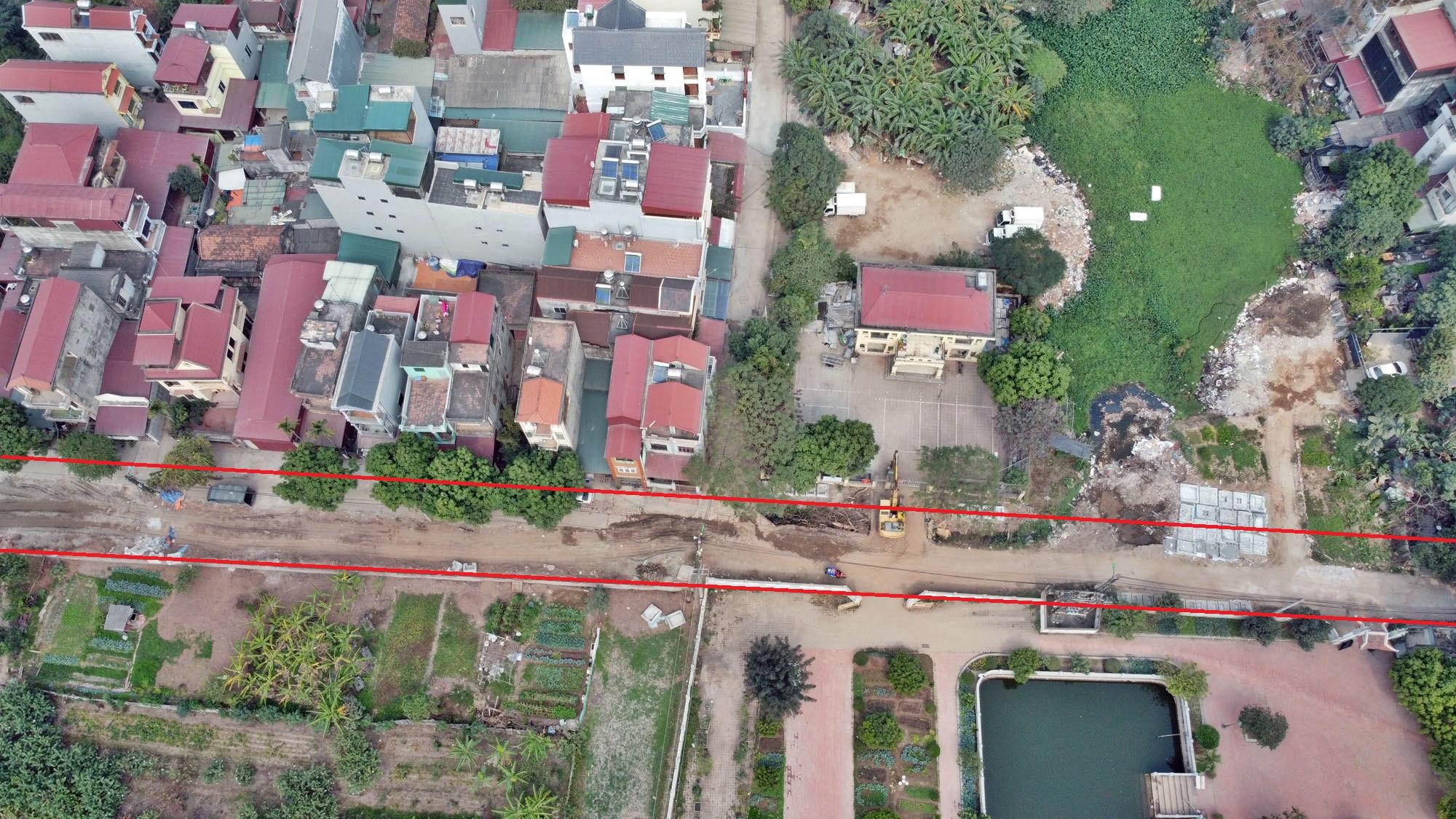 Đường sẽ mở theo quy hoạch ở phường Thượng Thanh, Long Biên, Hà Nội (phần 3) - Ảnh 8.