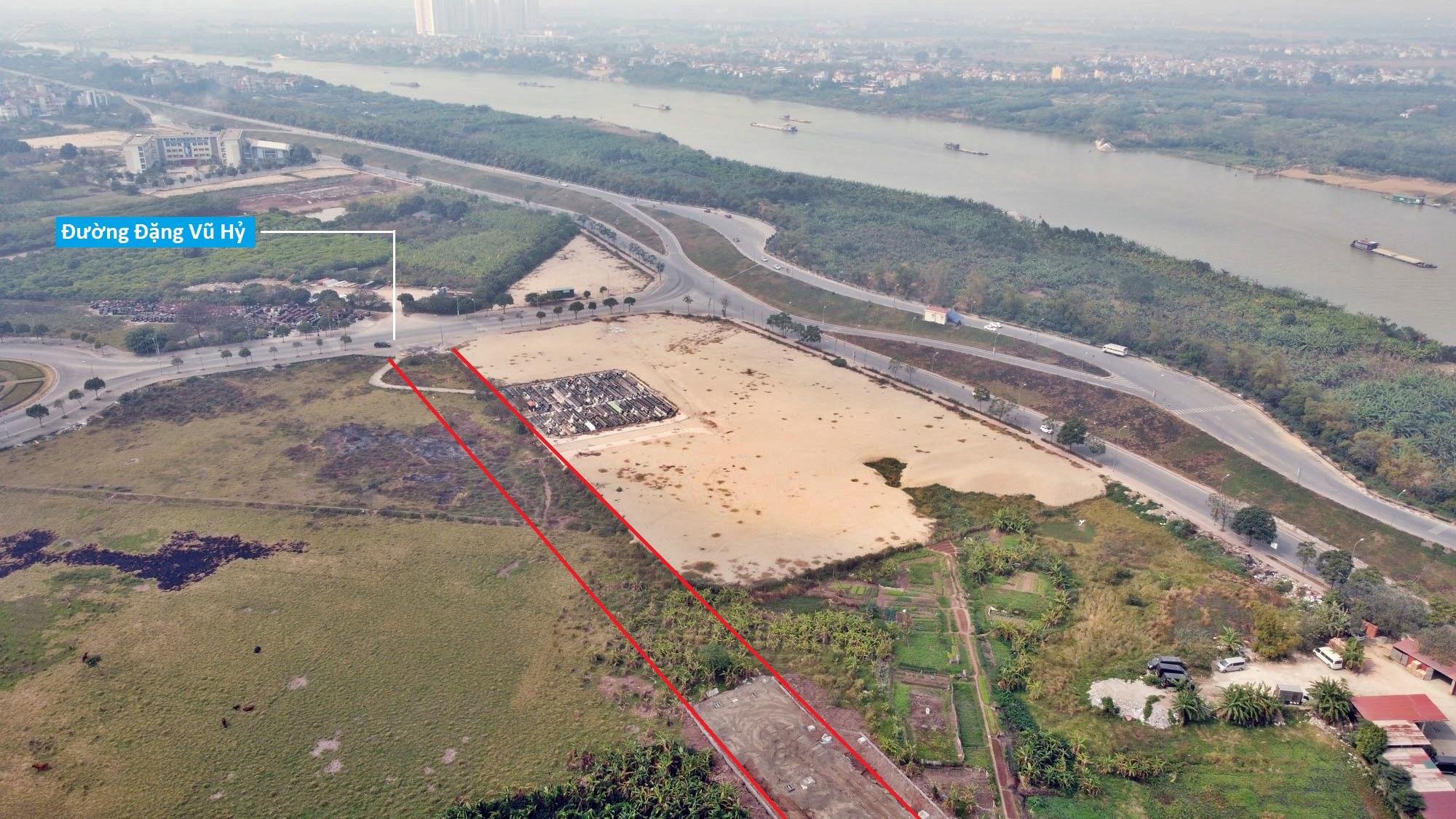 Đường sẽ mở theo quy hoạch ở phường Thượng Thanh, Long Biên, Hà Nội (phần 3) - Ảnh 10.