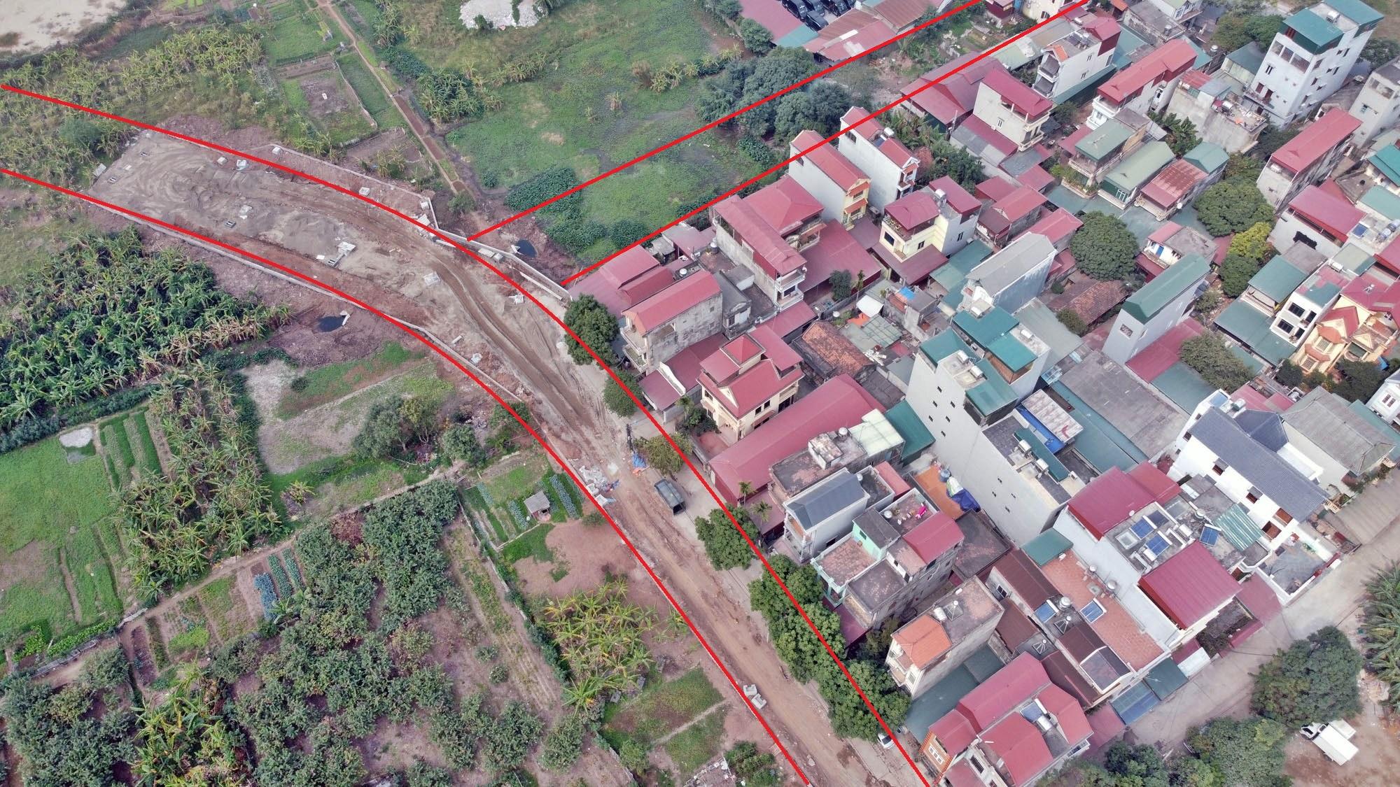 Đường sẽ mở theo quy hoạch ở phường Thượng Thanh, Long Biên, Hà Nội (phần 3) - Ảnh 12.
