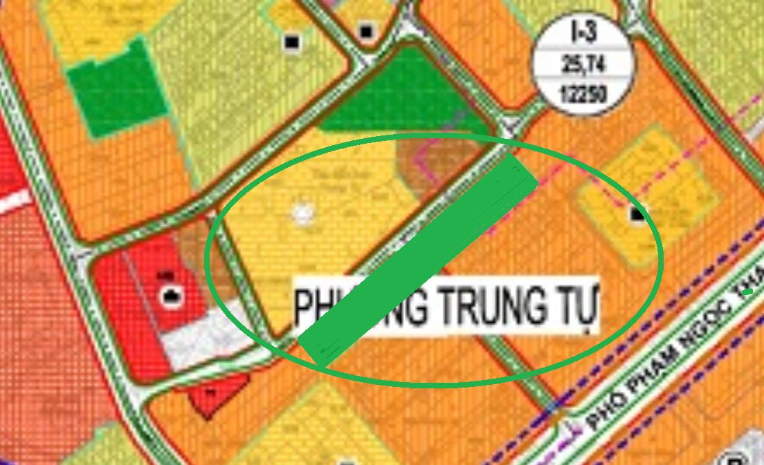 Những khu đất dính quy hoạch ở phường Trung Tự, Đống Đa, Hà Nội - Ảnh 18.