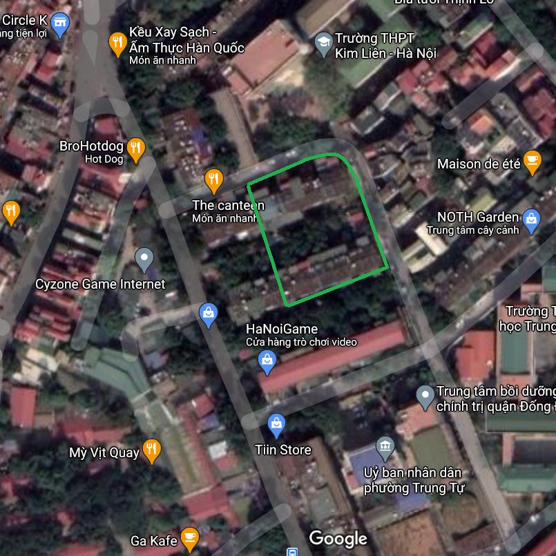 Những khu đất dính quy hoạch ở phường Trung Tự, Đống Đa, Hà Nội - Ảnh 13.