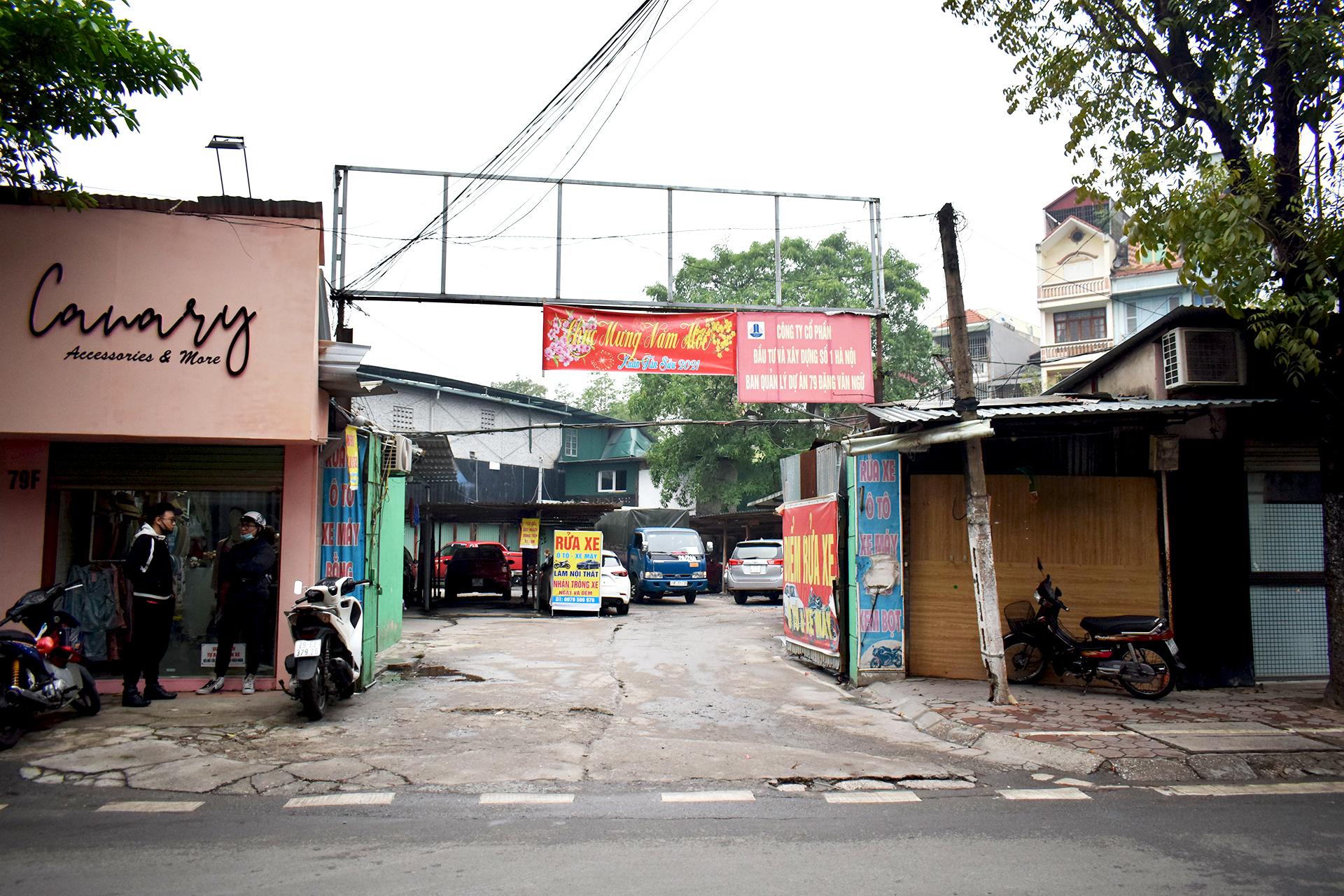 Những khu đất dính quy hoạch ở phường Trung Tự, Đống Đa, Hà Nội - Ảnh 6.