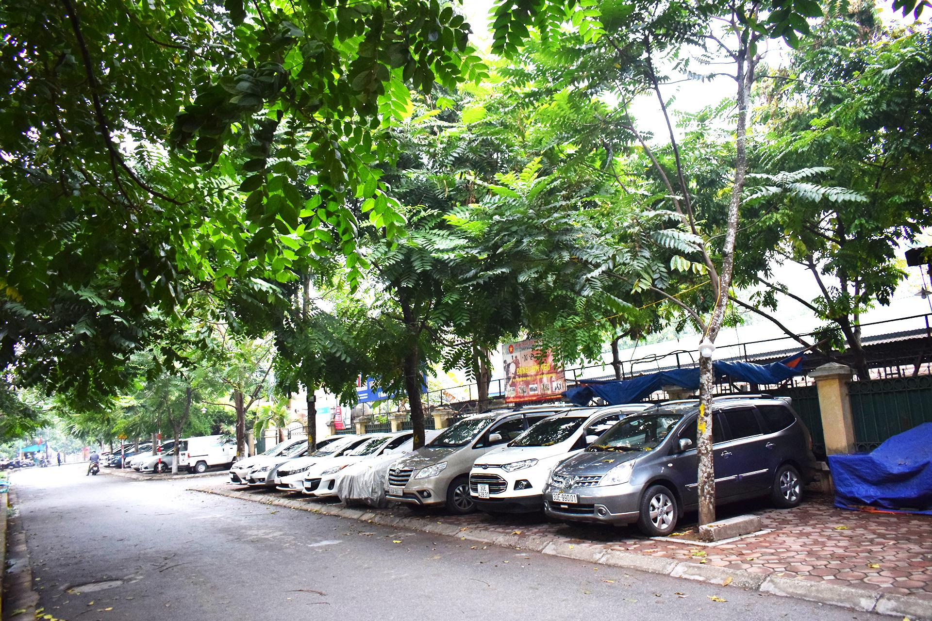 Những khu đất dính quy hoạch ở phường Trung Tự, Đống Đa, Hà Nội - Ảnh 11.