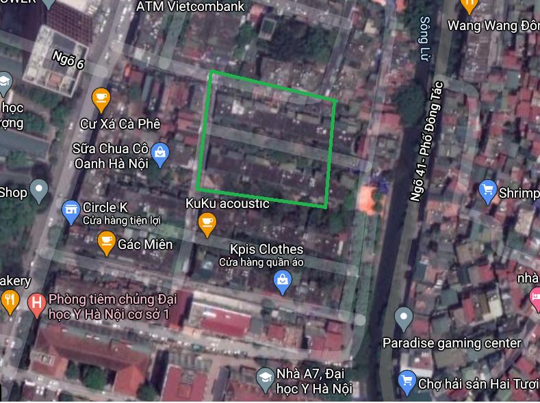 Những khu đất dính quy hoạch ở phường Trung Tự, Đống Đa, Hà Nội - Ảnh 23.