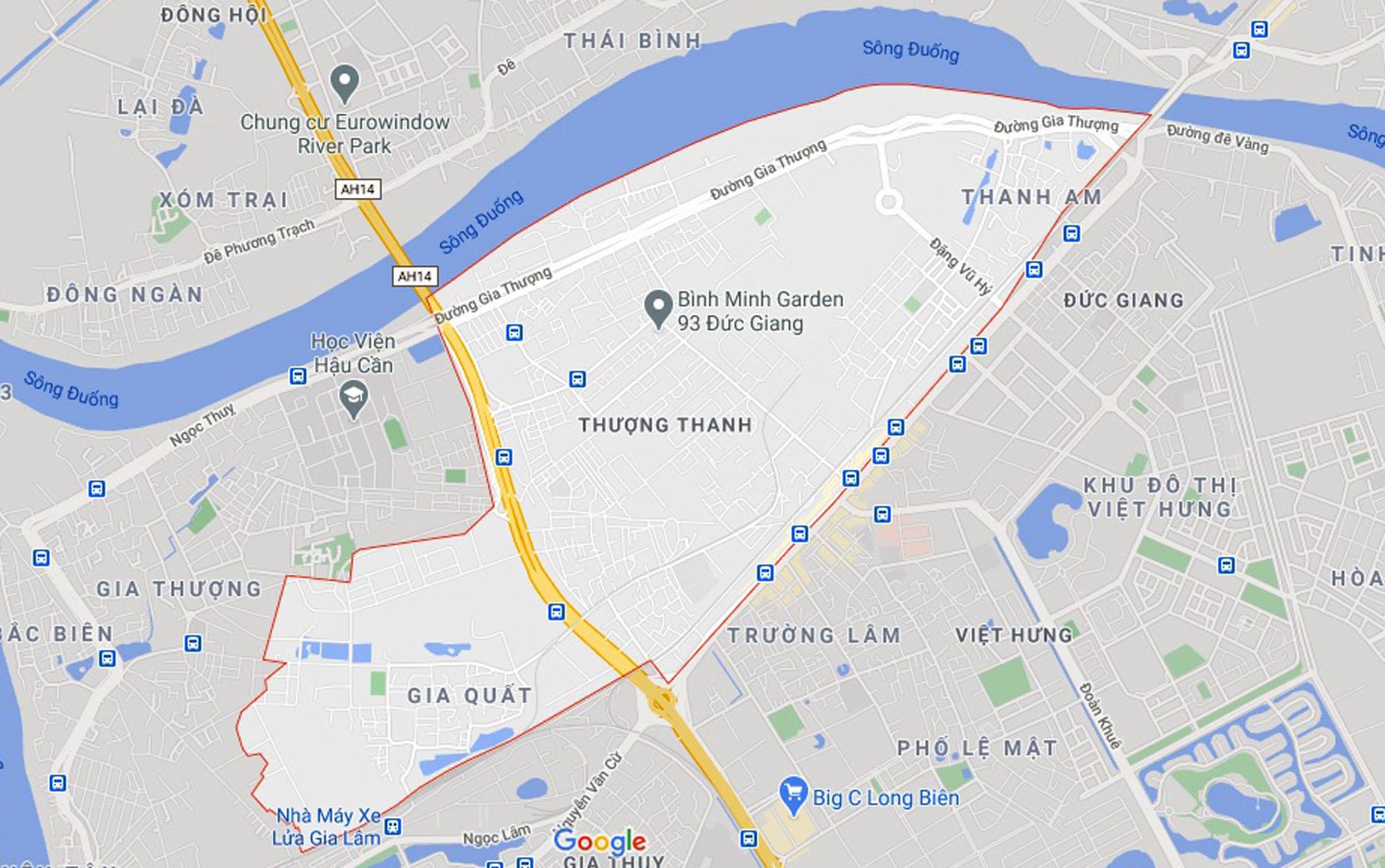 Đường sẽ mở theo quy hoạch ở phường Thượng Thanh, Long Biên, Hà Nội (phần 3) - Ảnh 1.