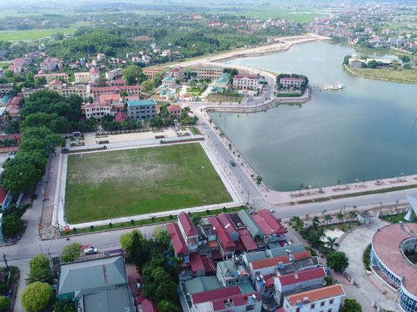 Phê duyệt quy hoạch khu đô thị số 6 ở Bắc Giang, quy mô dân số 8.500 người  - Ảnh 1.