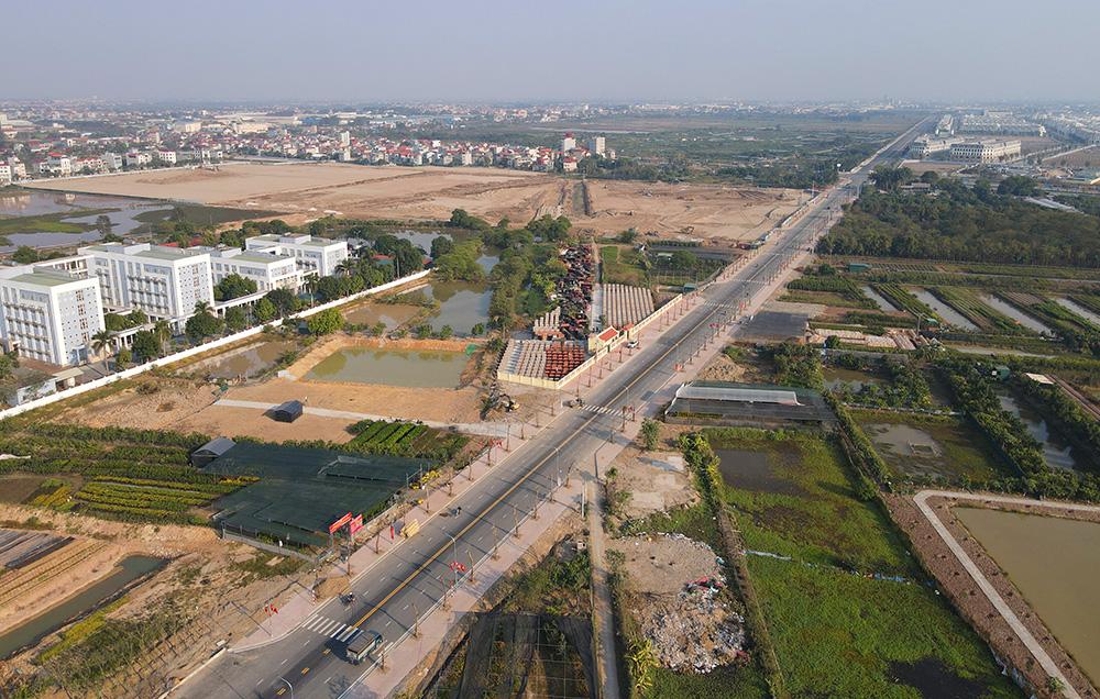 5 huyện sắp lên quận ở Hà Nội hiện đang phát triển ra sao? - Ảnh 4.