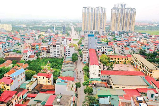 5 huyện sắp lên quận ở Hà Nội hiện đang phát triển ra sao? - Ảnh 1.