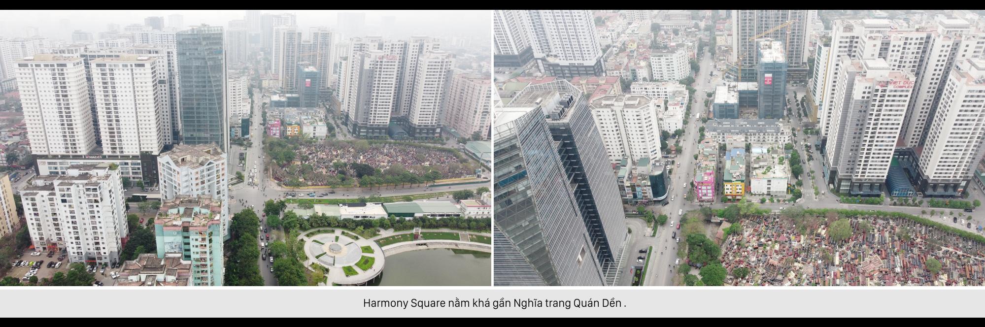 Review dự án Harmony Square đang mở bán: Có ưu điểm gì giữa khu vực dày đặc nhà cao tầng? - Ảnh 7.