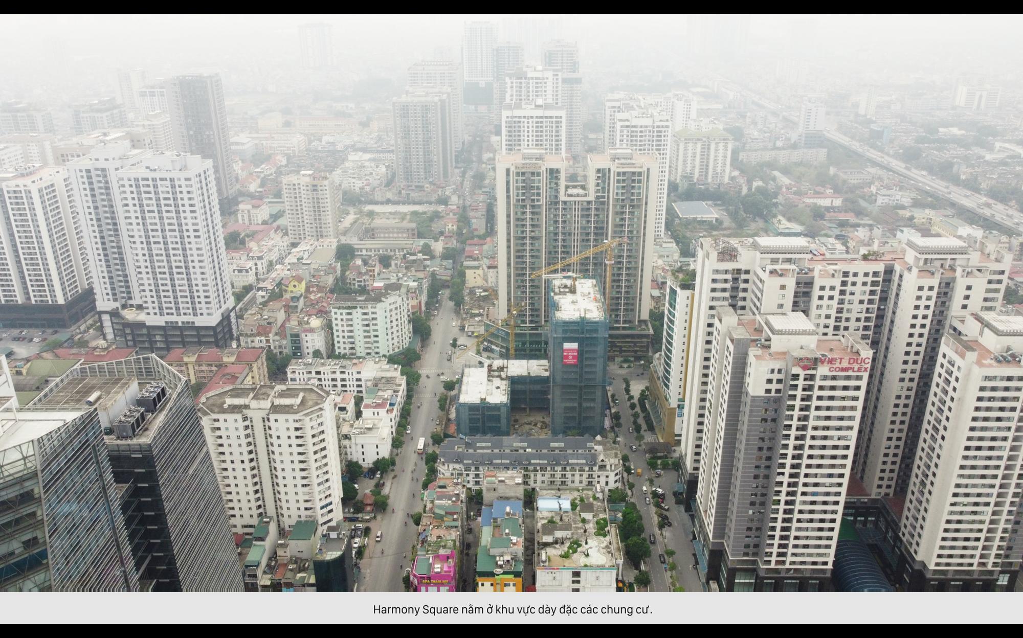 Review dự án Harmony Square đang mở bán: Có ưu điểm gì giữa khu vực dày đặc nhà cao tầng? - Ảnh 9.