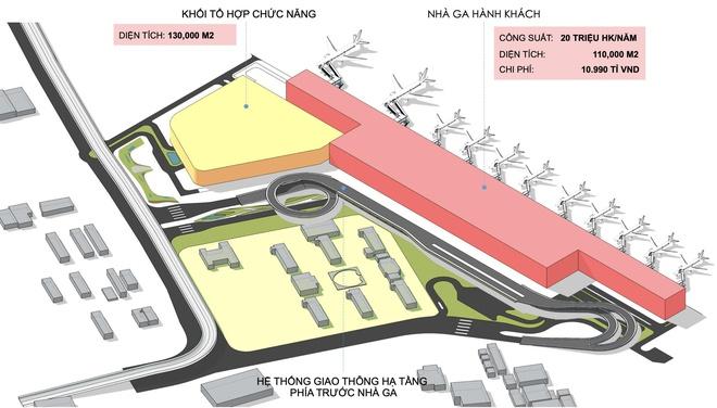 Bộ Quốc phòng bàn giao 16 ha đất cho nhà ga T3 Tân Sơn Nhất, dự kiến khởi công cuối tháng 10 - Ảnh 1.