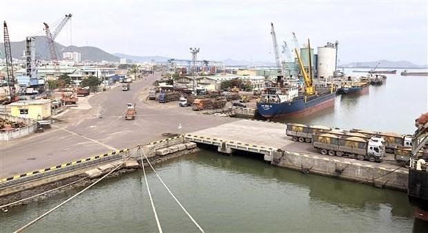 Cụm cảng Quy Nhơn được khuyến cáo giữ mức 28 triệu tấn hàng hóa/năm - Ảnh 1.