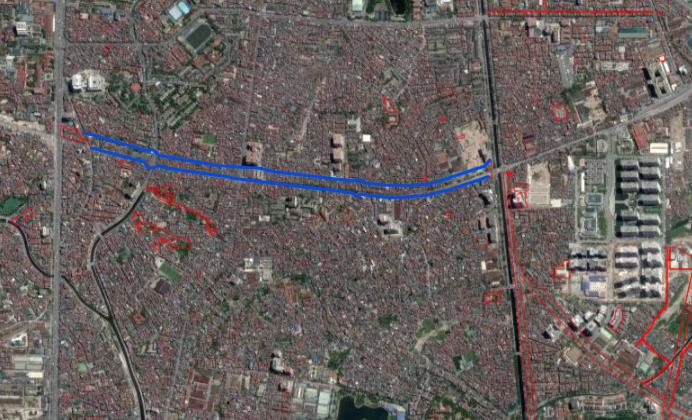 6 đường lớn sắp mở trong vùng nội đô lịch sử Hà Nội - Ảnh 11.