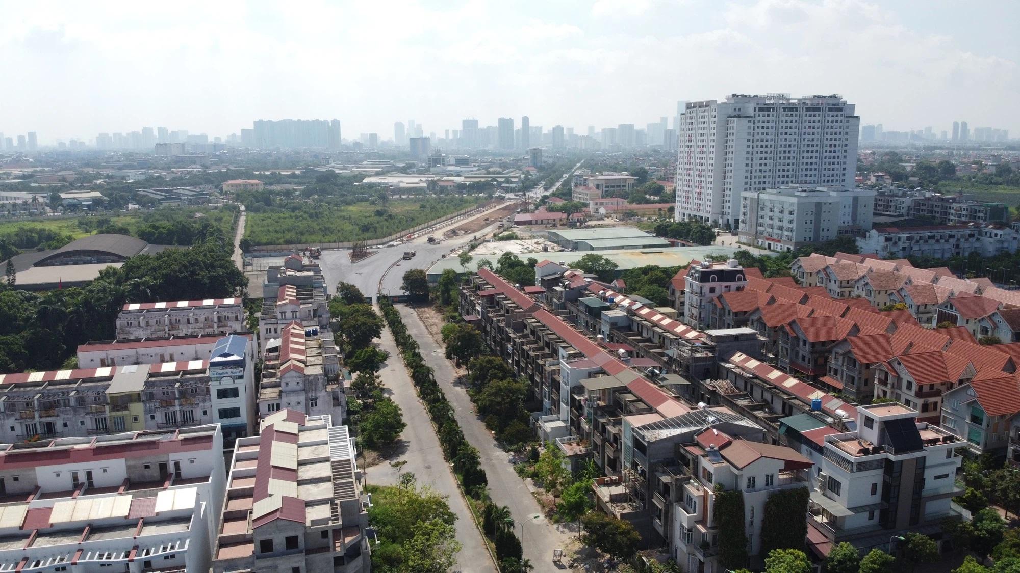 5 huyện sắp lên quận ở Hà Nội hiện đang phát triển ra sao? - Ảnh 2.