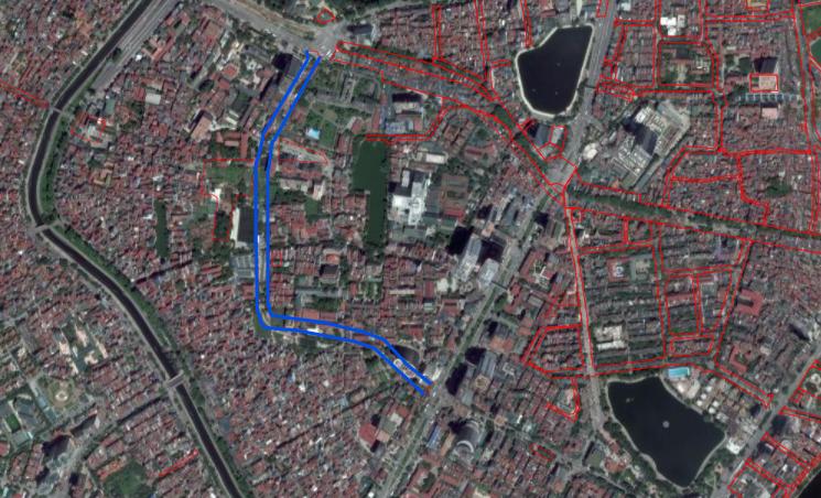 7 đường lớn sắp mở trong vùng nội đô lịch sử Hà Nội - Ảnh 9.