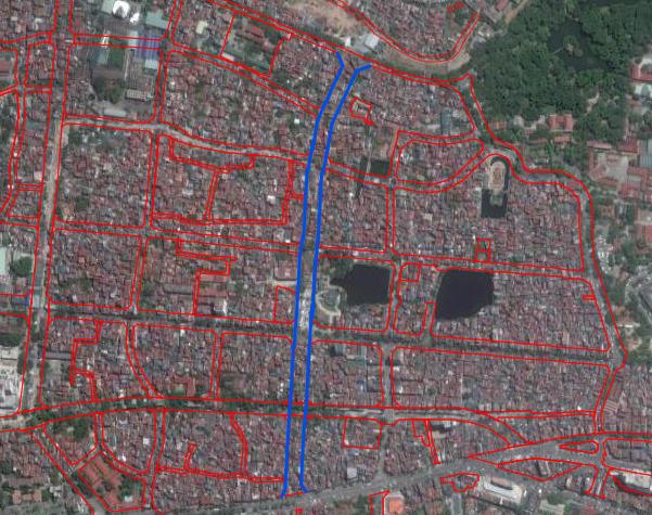 7 đường lớn sắp mở trong vùng nội đô lịch sử Hà Nội - Ảnh 5.