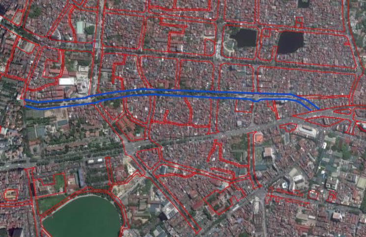 7 đường lớn sắp mở trong vùng nội đô lịch sử Hà Nội - Ảnh 3.