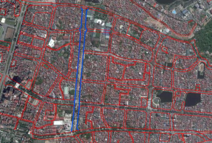 7 đường lớn sắp mở trong vùng nội đô lịch sử Hà Nội - Ảnh 7.