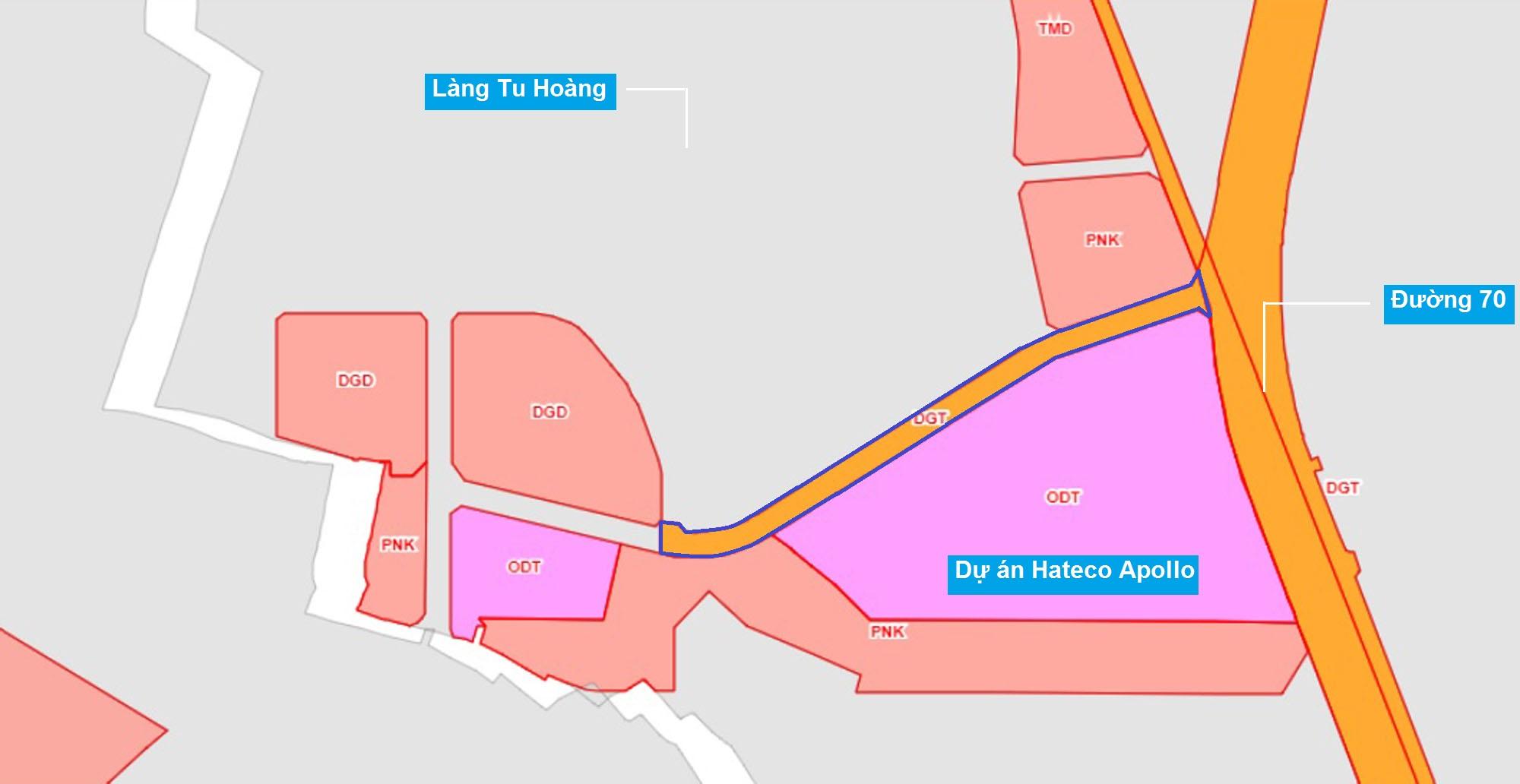 Những khu đất sắp thu hồi để mở đường ở phường Phương Canh, Nam Từ Liêm, Hà Nội (phần 1) - Ảnh 2.