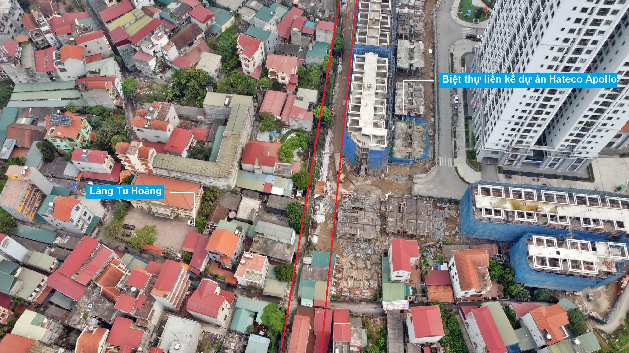 Những khu đất sắp thu hồi để mở đường ở phường Phương Canh, Nam Từ Liêm, Hà Nội (phần 1) - Ảnh 5.