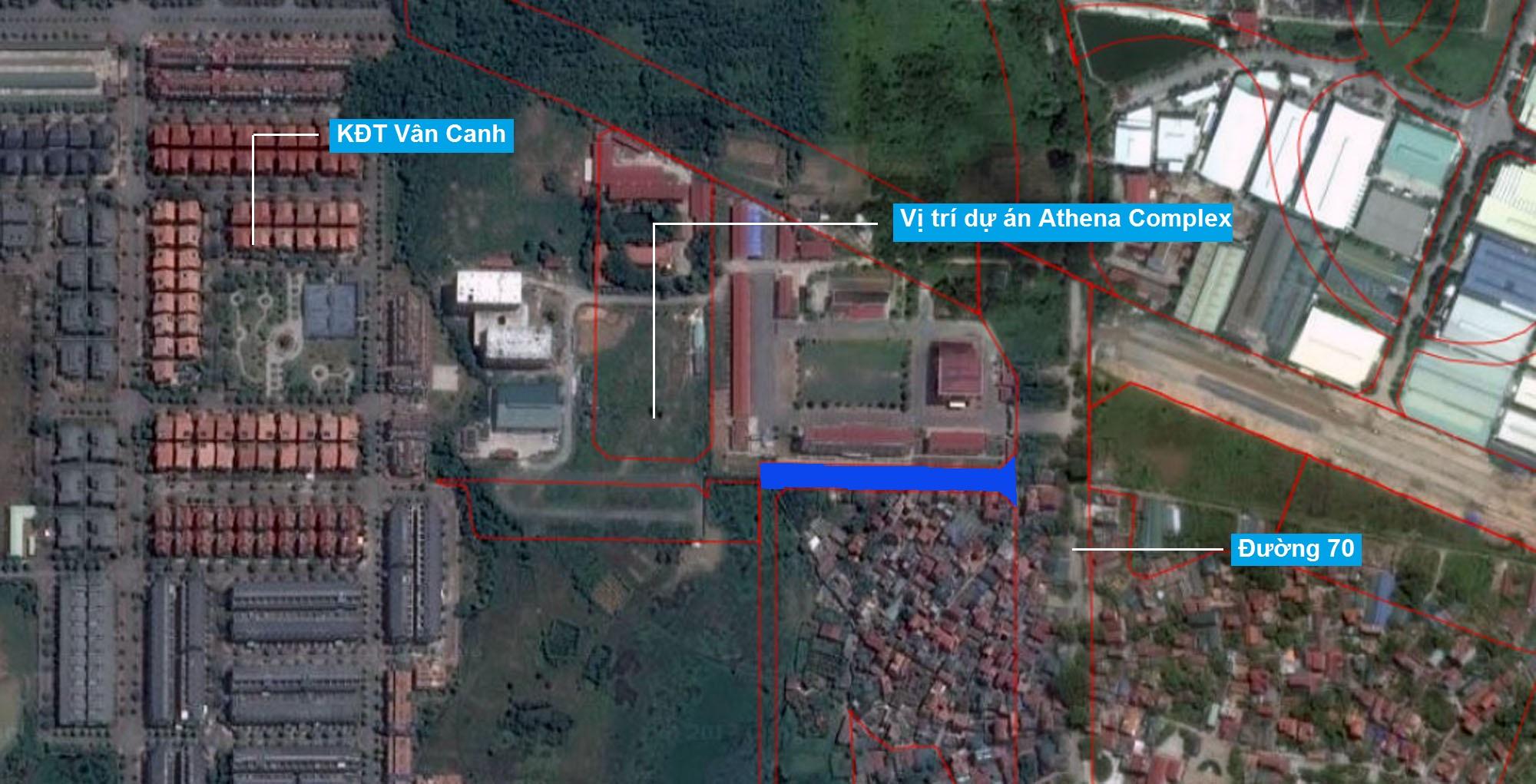 Những khu đất sắp thu hồi để mở đường ở phường Phương Canh, Nam Từ Liêm, Hà Nội (phần 1) - Ảnh 8.