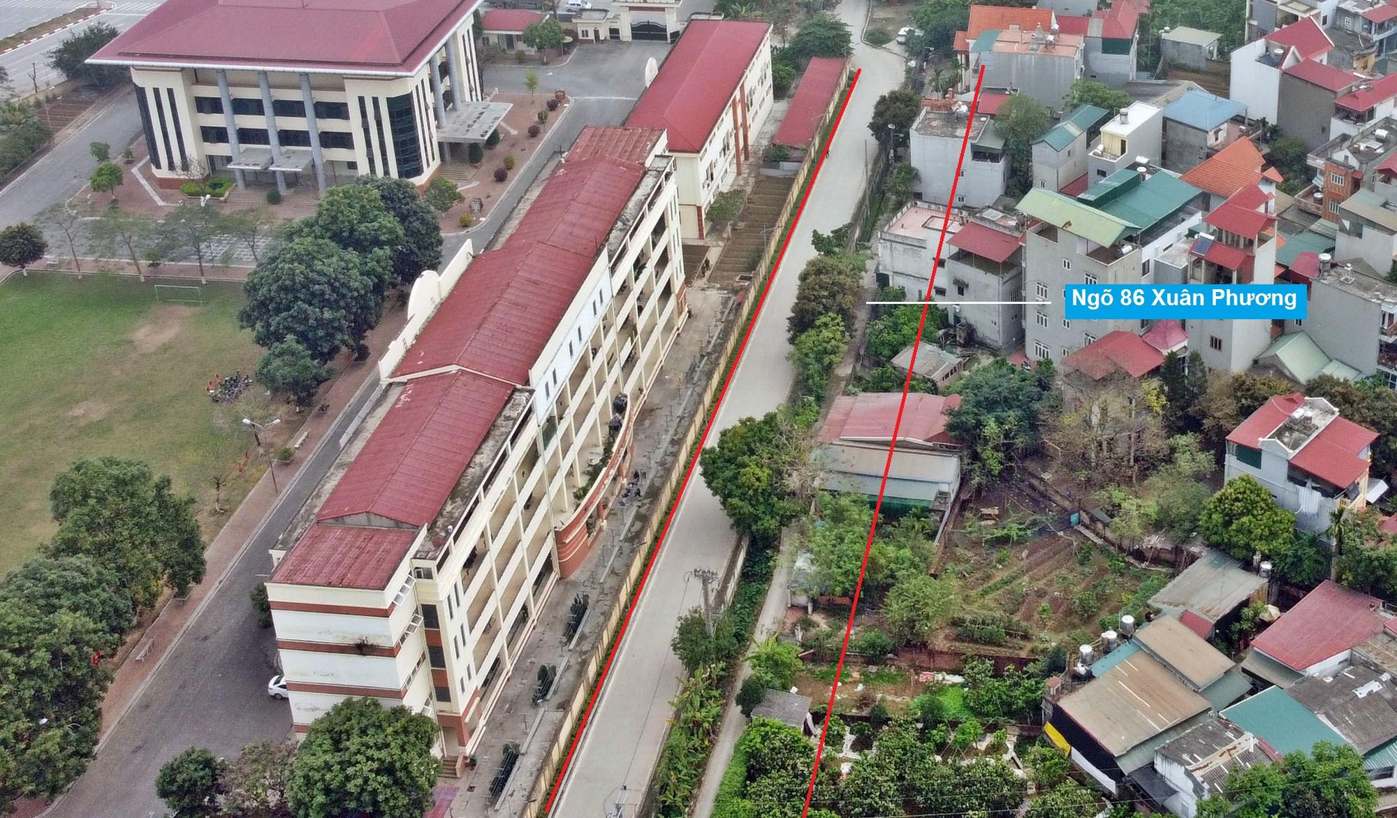 Những khu đất sắp thu hồi để mở đường ở phường Phương Canh, Nam Từ Liêm, Hà Nội (phần 1) - Ảnh 10.