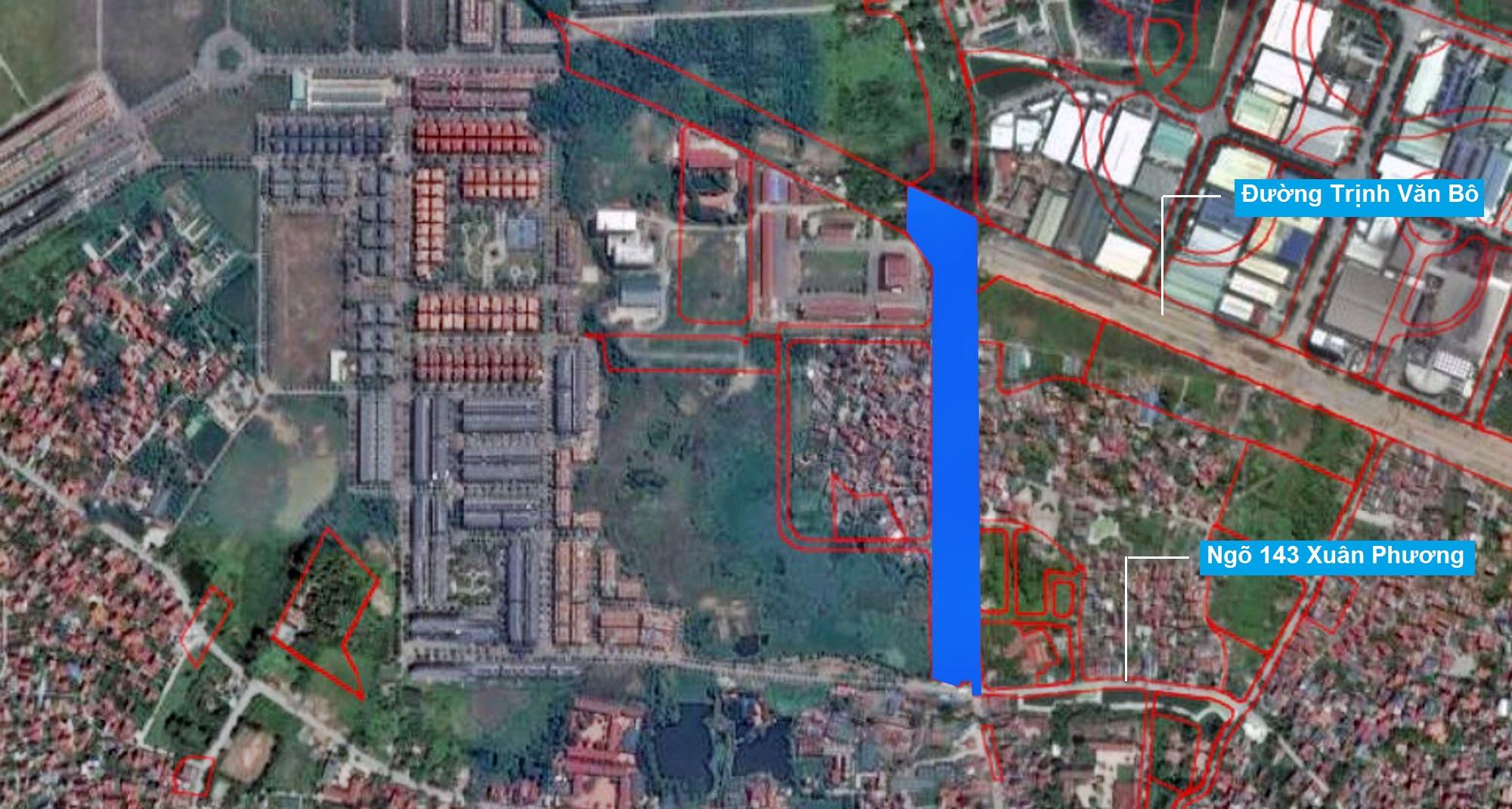 Những khu đất sắp thu hồi để mở đường ở phường Phương Canh, Nam Từ Liêm, Hà Nội (phần 1) - Ảnh 13.