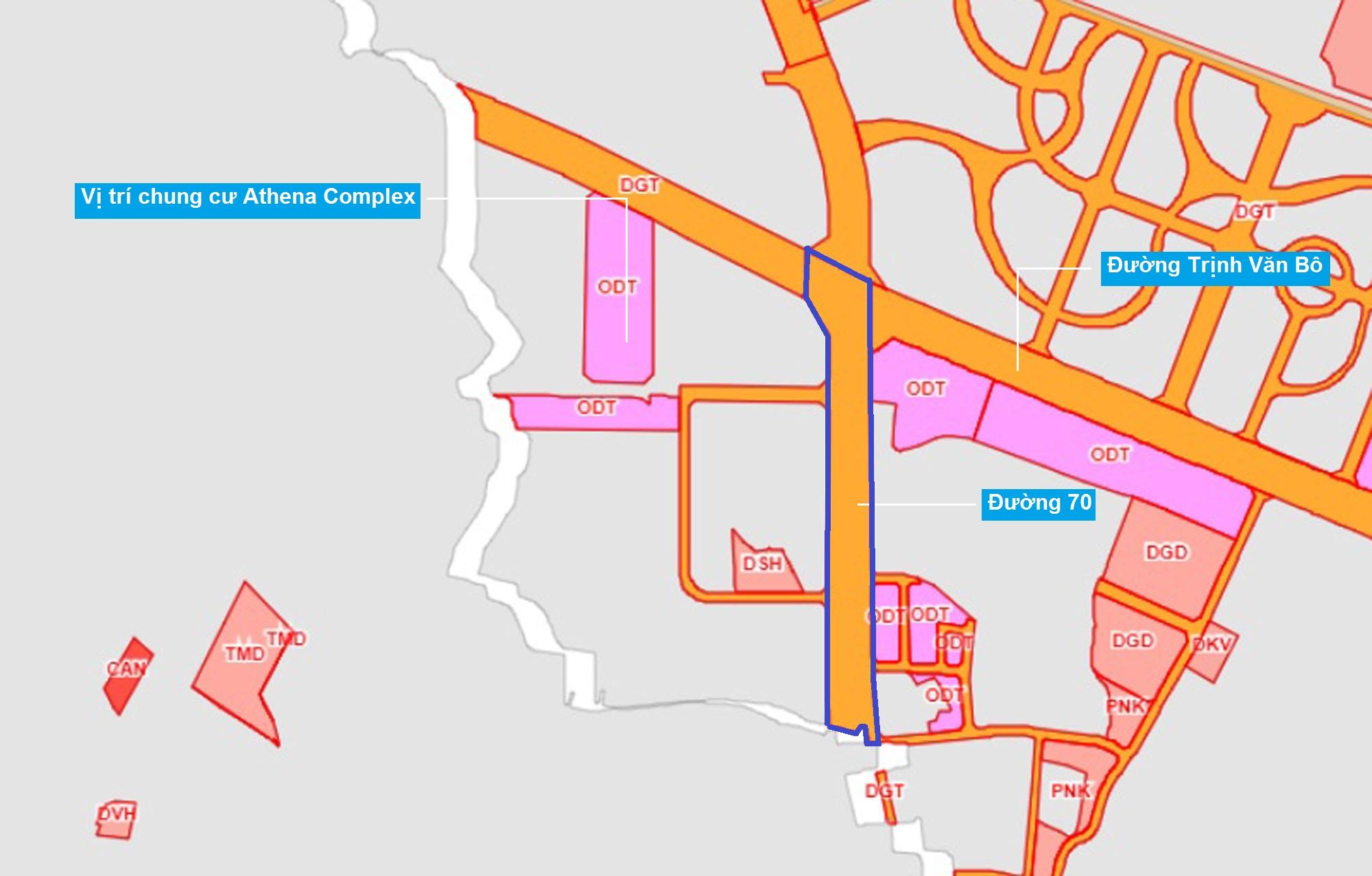Những khu đất sắp thu hồi để mở đường ở phường Phương Canh, Nam Từ Liêm, Hà Nội (phần 1) - Ảnh 12.