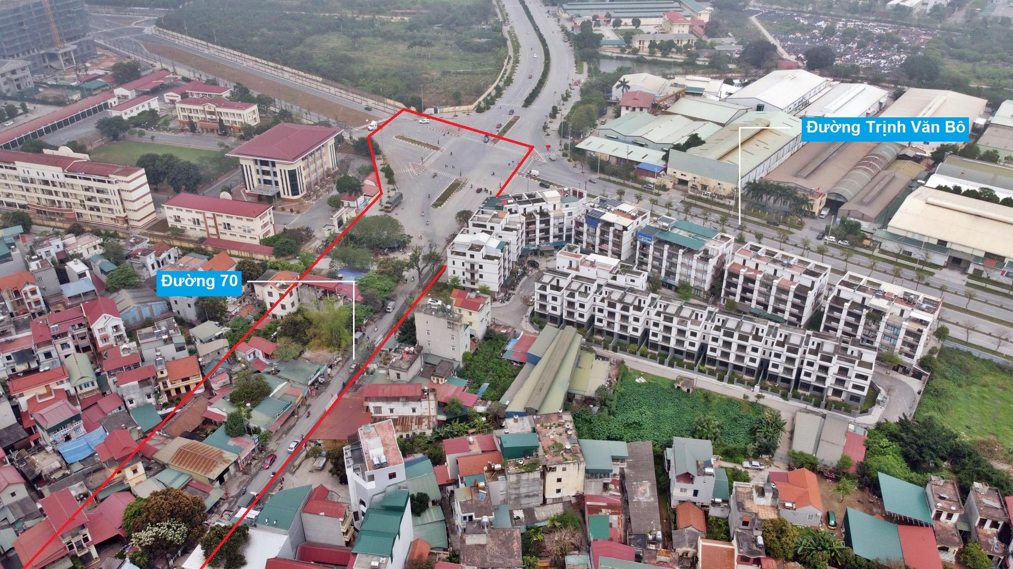 Những khu đất sắp thu hồi để mở đường ở phường Phương Canh, Nam Từ Liêm, Hà Nội (phần 1) - Ảnh 14.