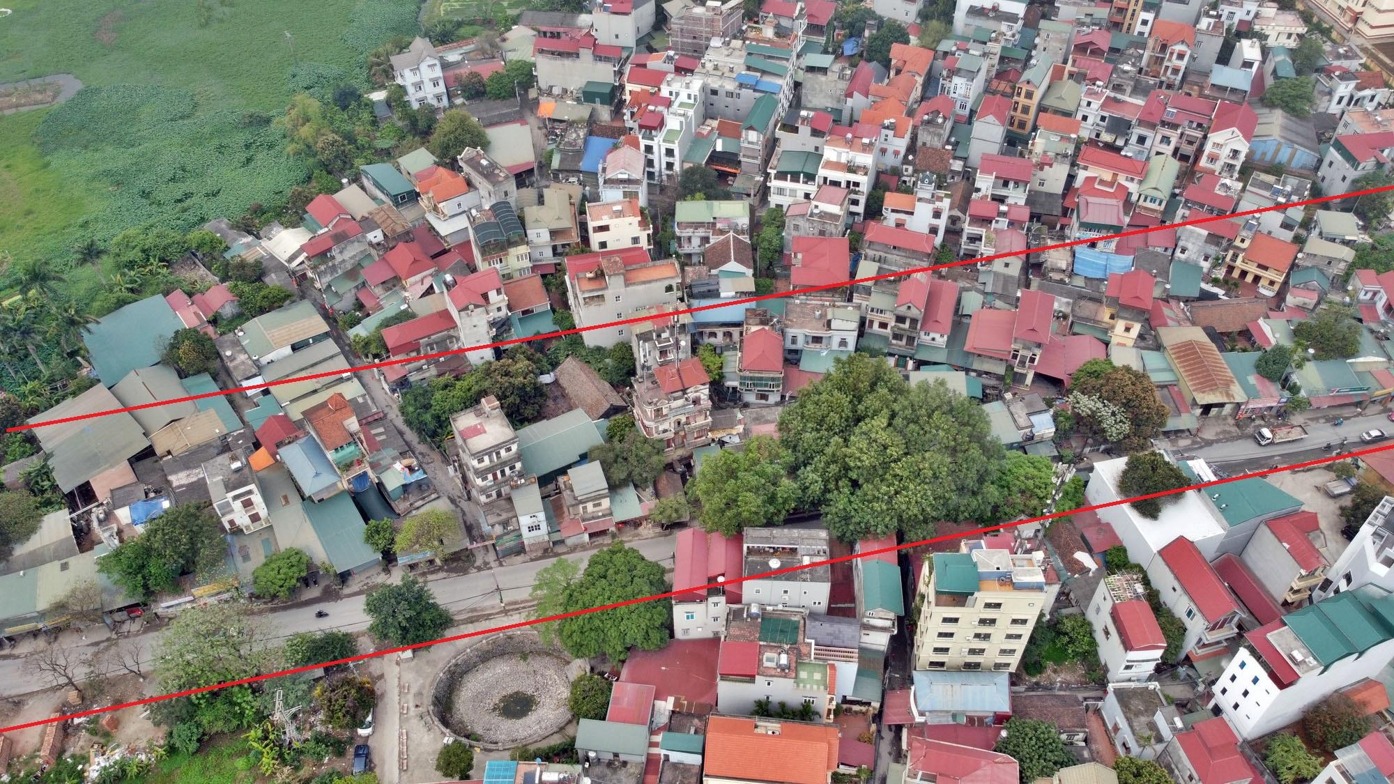Những khu đất sắp thu hồi để mở đường ở phường Phương Canh, Nam Từ Liêm, Hà Nội (phần 1) - Ảnh 15.
