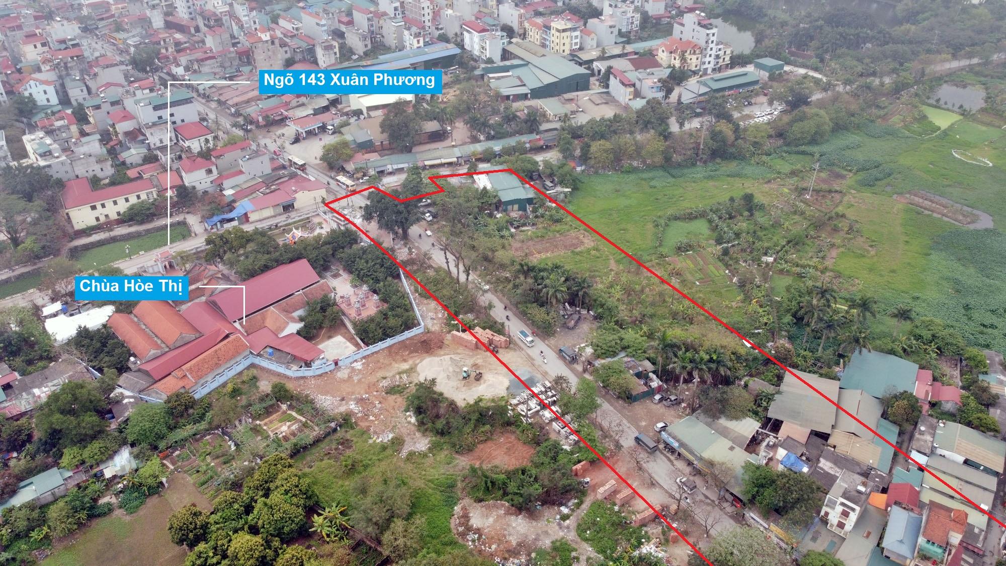 Những khu đất sắp thu hồi để mở đường ở phường Phương Canh, Nam Từ Liêm, Hà Nội (phần 1) - Ảnh 16.