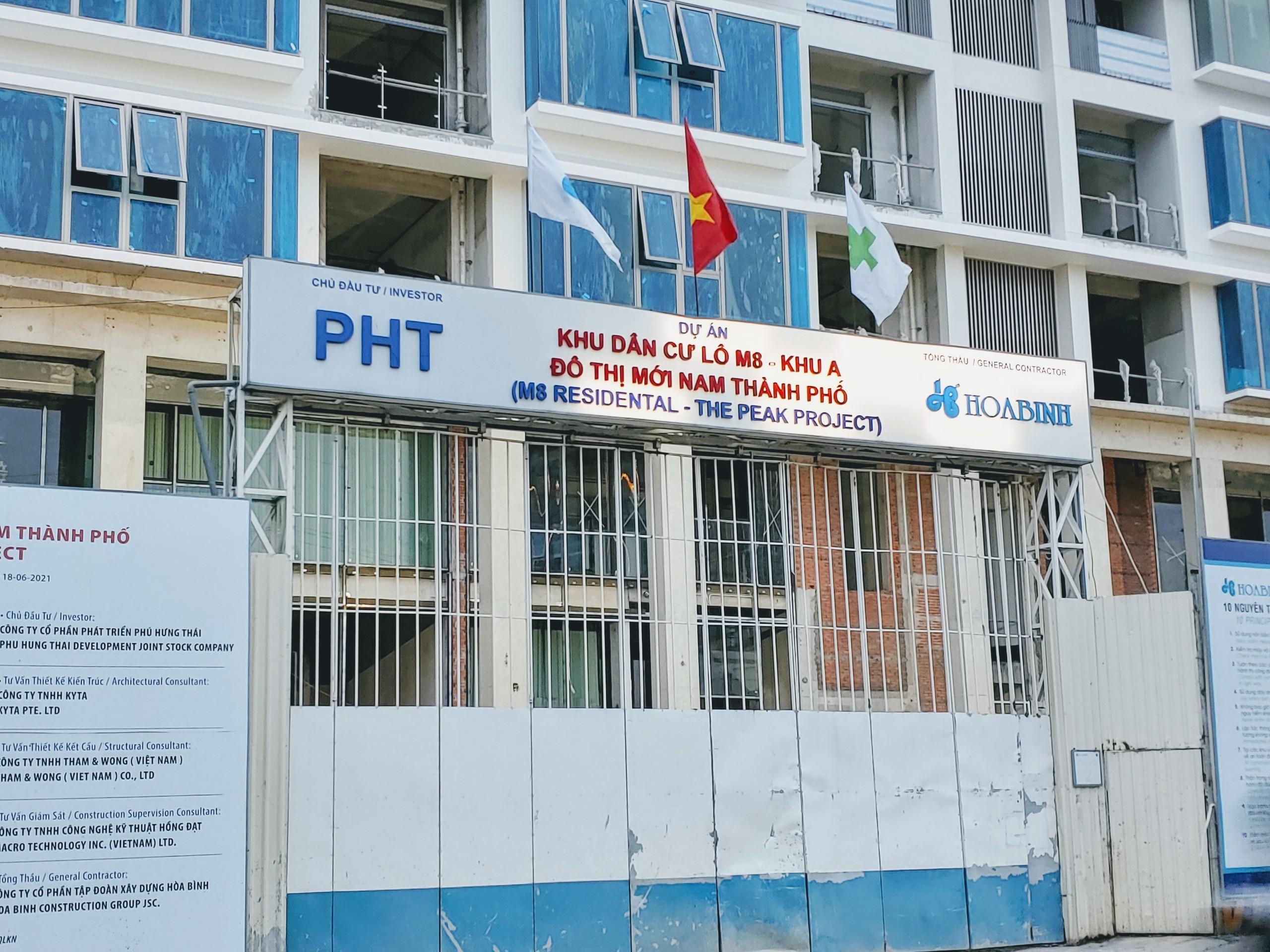 Hòa Bình trúng thầu dự án trường học gần 200 tỷ đồng tại Hà Nội - Ảnh 2.