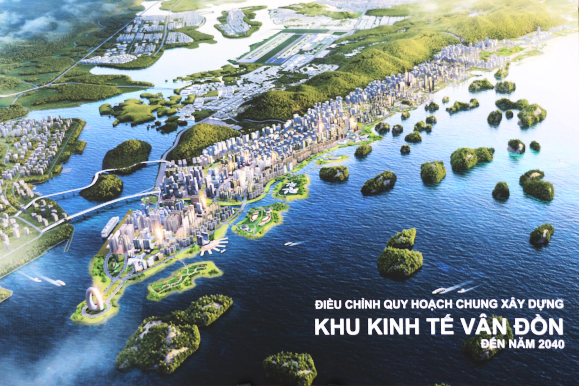 Quảng Ninh duyệt điều chỉnh quy hoạch Khu vực Đảo Ngọc Rồng hơn 1.500 ha - Ảnh 1.