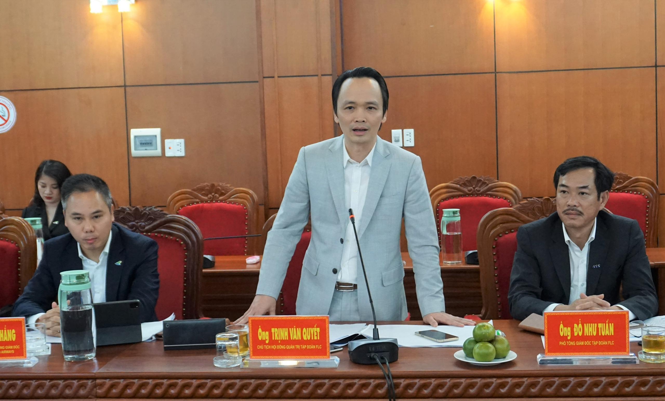 Tập đoàn FLC muốn đầu tư 6 dự án tại Đắk Lắk - Ảnh 1.