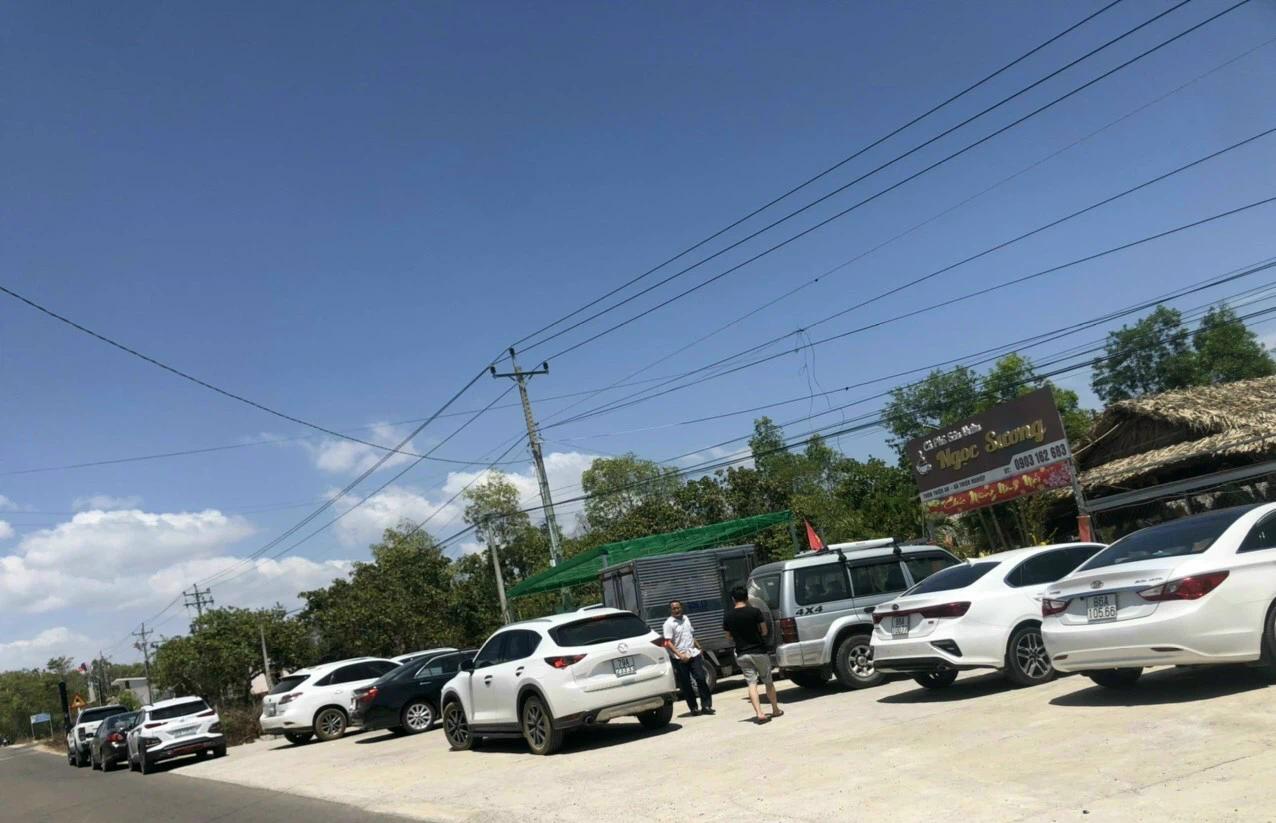 Sốt đất sân bay Phan Thiết chính quyền chỉ đạo khẩn - Ảnh 1.