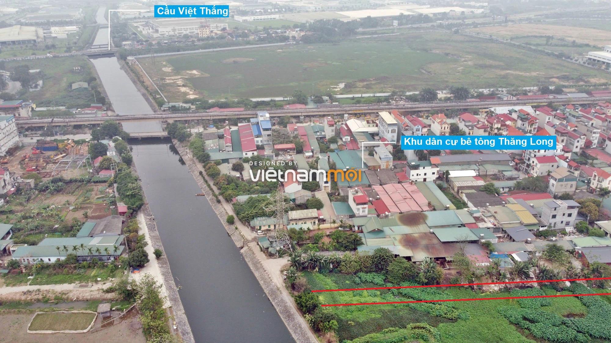 Đường sẽ mở theo quy hoạch ở xã Hải Bối, Đông Anh, Hà Nội (phần 2) - Ảnh 8.