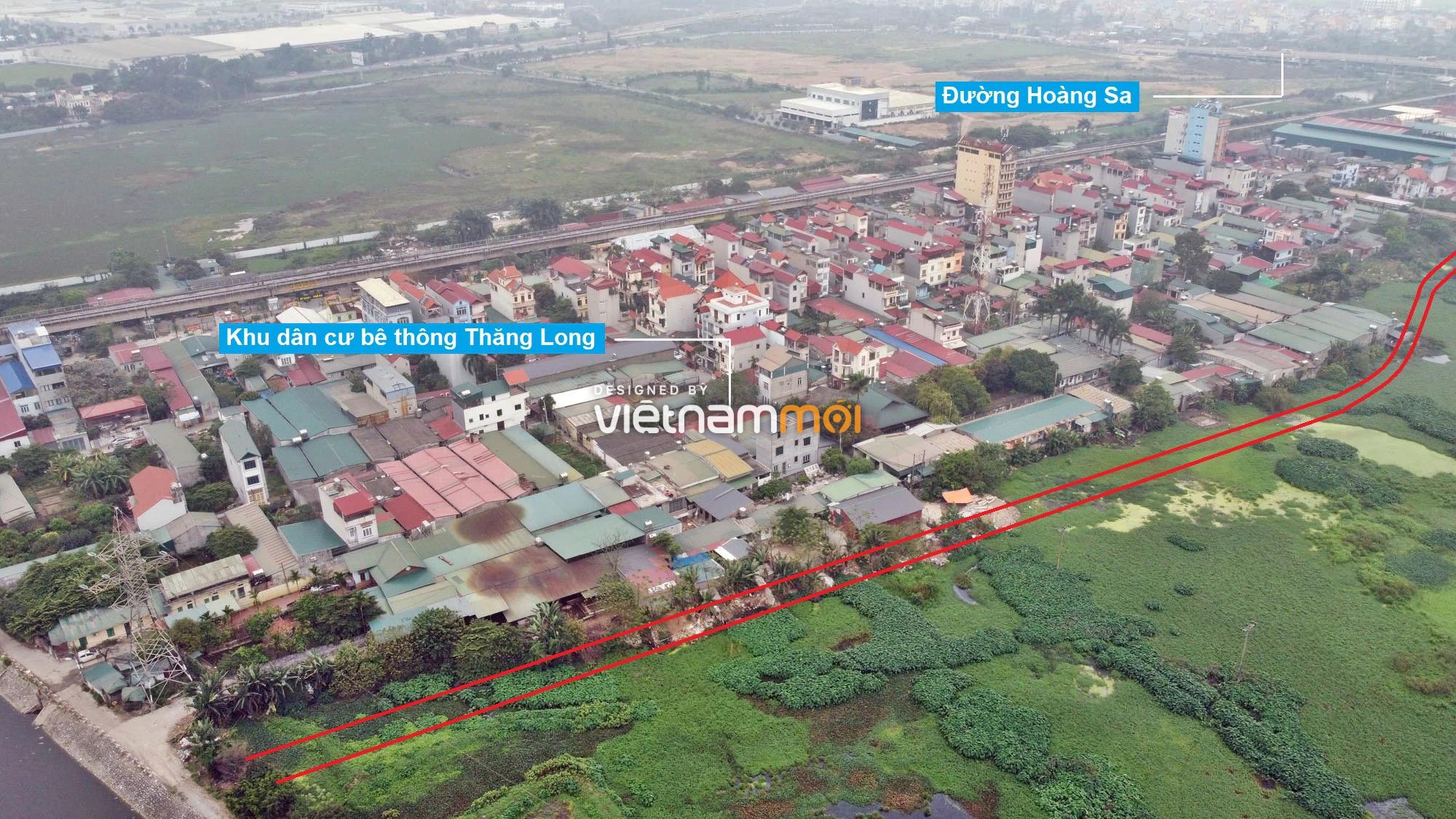 Đường sẽ mở theo quy hoạch ở xã Hải Bối, Đông Anh, Hà Nội (phần 2) - Ảnh 9.