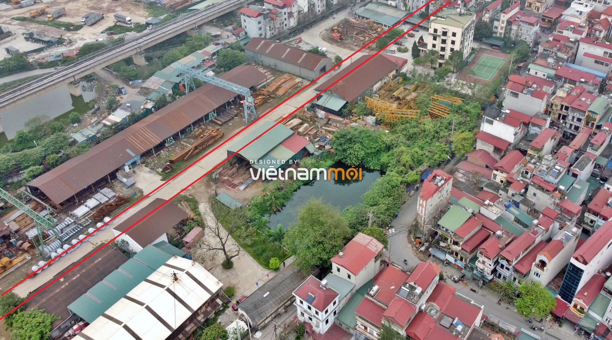 Đường sẽ mở theo quy hoạch ở xã Hải Bối, Đông Anh, Hà Nội (phần 2) - Ảnh 13.