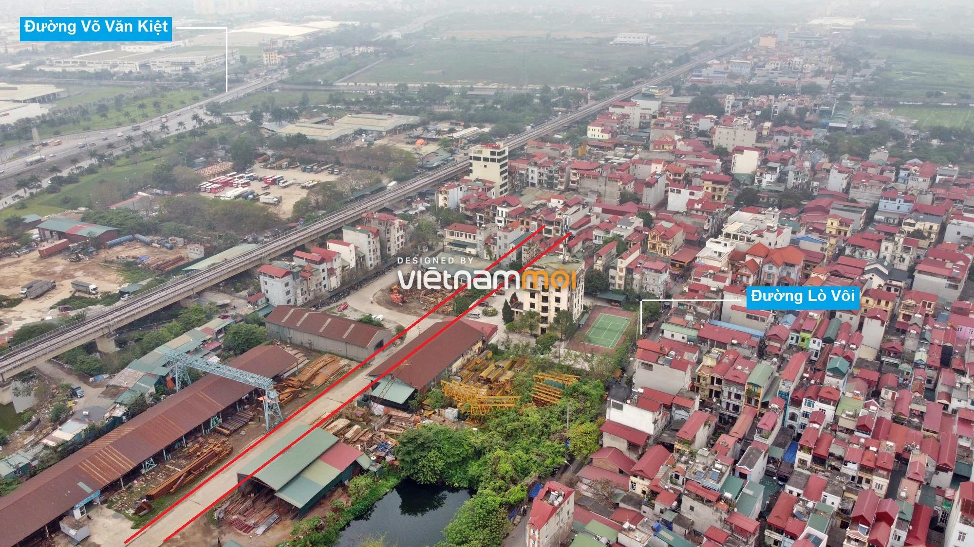 Đường sẽ mở theo quy hoạch ở xã Hải Bối, Đông Anh, Hà Nội (phần 2) - Ảnh 14.