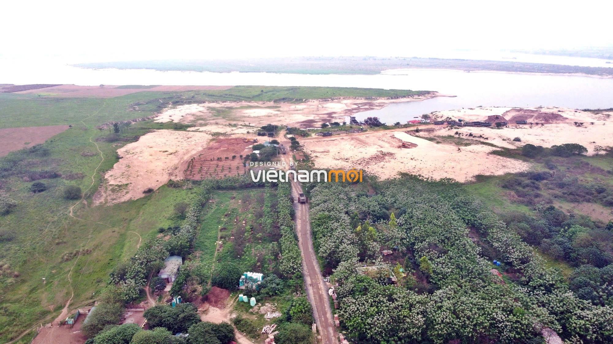 Toàn cảnh phân khu đô thị sông Hồng thuộc địa bàn huyện Đan Phượng - Ảnh 7.