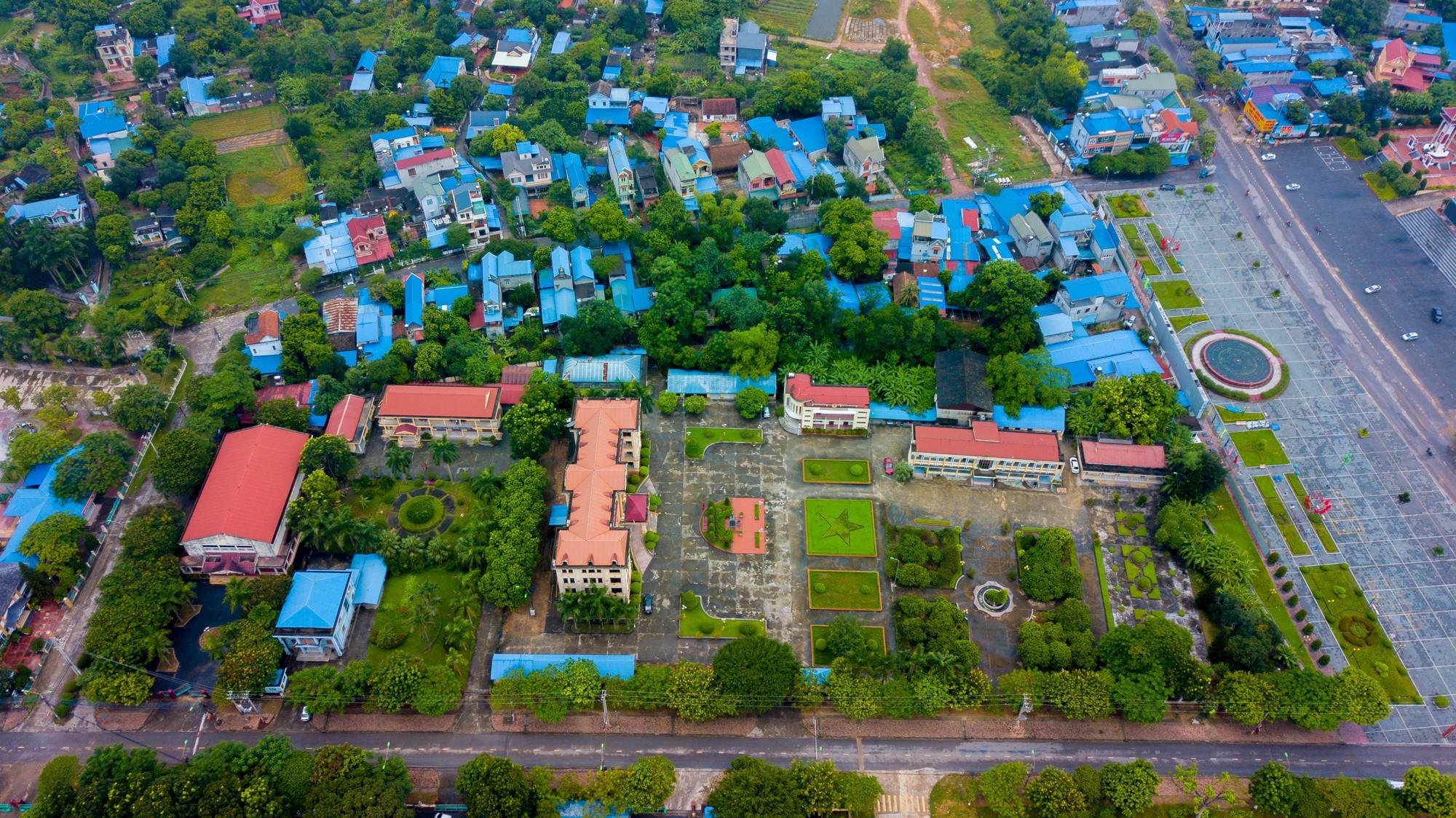 TP Sông Công duyệt quy hoạch khu đô thị Bá Xuyên hơn 14 ha - Ảnh 1.