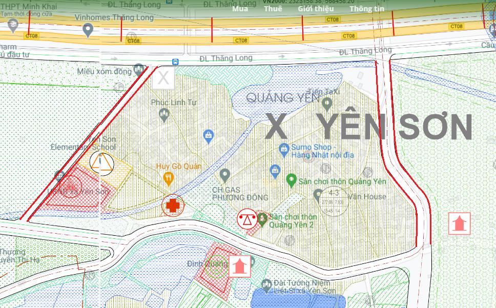 Hà Nội sẽ mở đường mới tại huyện Quốc Oai - Ảnh 2.