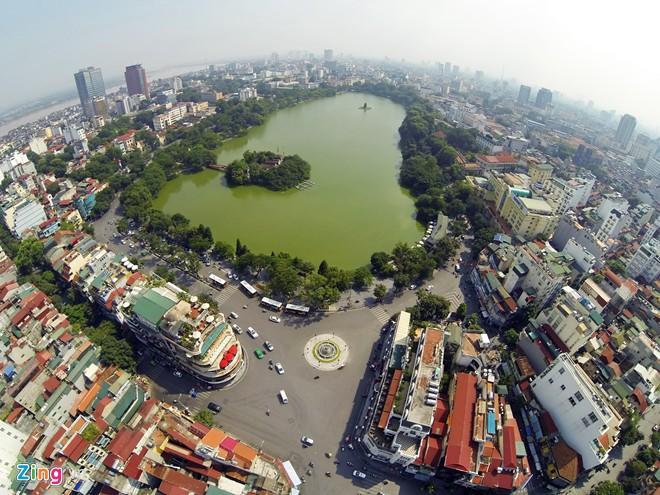 Hà Nội sắp ký duyệt và ban hành quy hoạch các quận Hoàn Kiếm, Ba Đình, Đống Đa, Hai Bà Trưng - Ảnh 1.