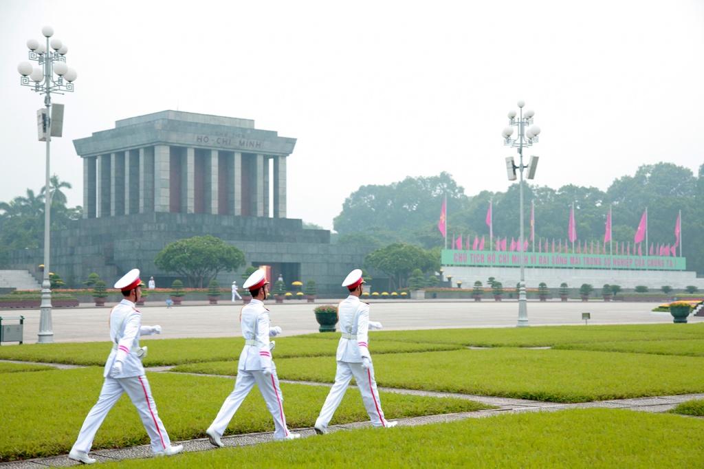 Ngắm nội đô lịch sử Hà Nội trước giờ công bố quy hoạch - Ảnh 2.