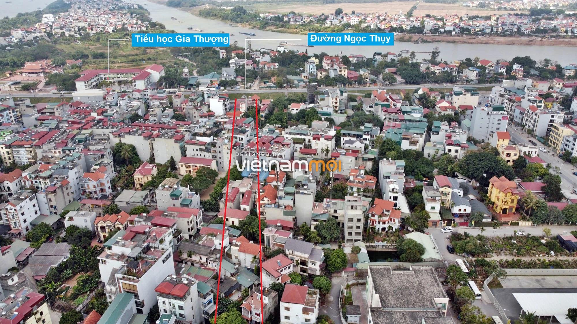 Đường sẽ mở theo quy hoạch ở phường Ngọc Thụy, Long Biên, Hà Nội (phần 4) - Ảnh 6.