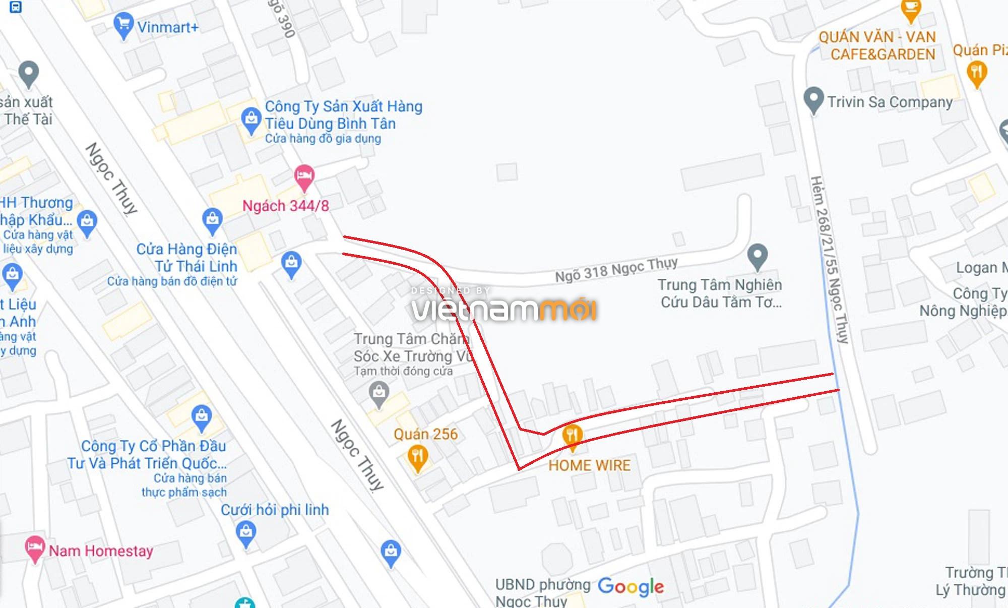 Đường sẽ mở theo quy hoạch ở phường Ngọc Thụy, Long Biên, Hà Nội (phần 4) - Ảnh 11.