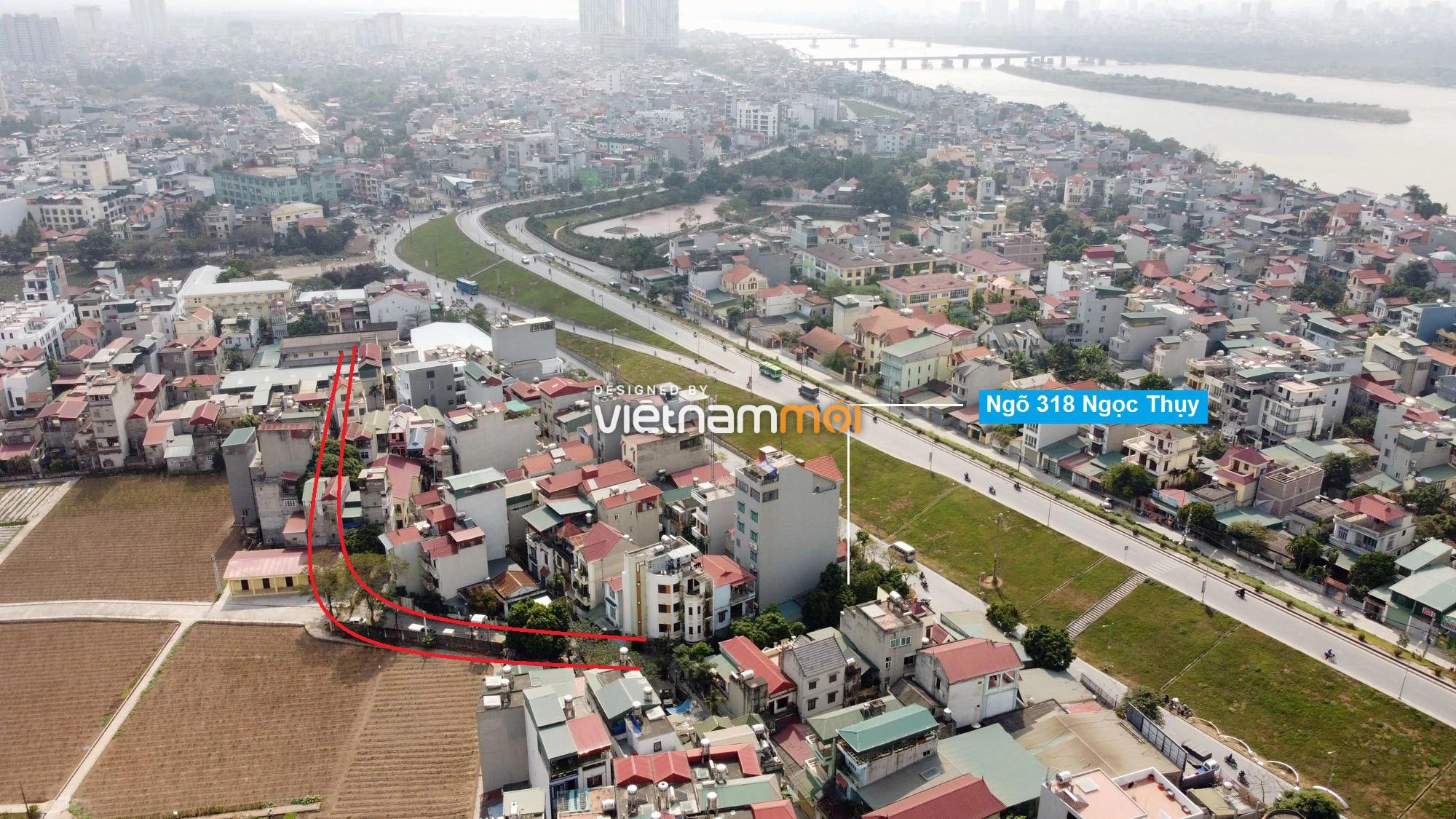 Đường sẽ mở theo quy hoạch ở phường Ngọc Thụy, Long Biên, Hà Nội (phần 4) - Ảnh 12.
