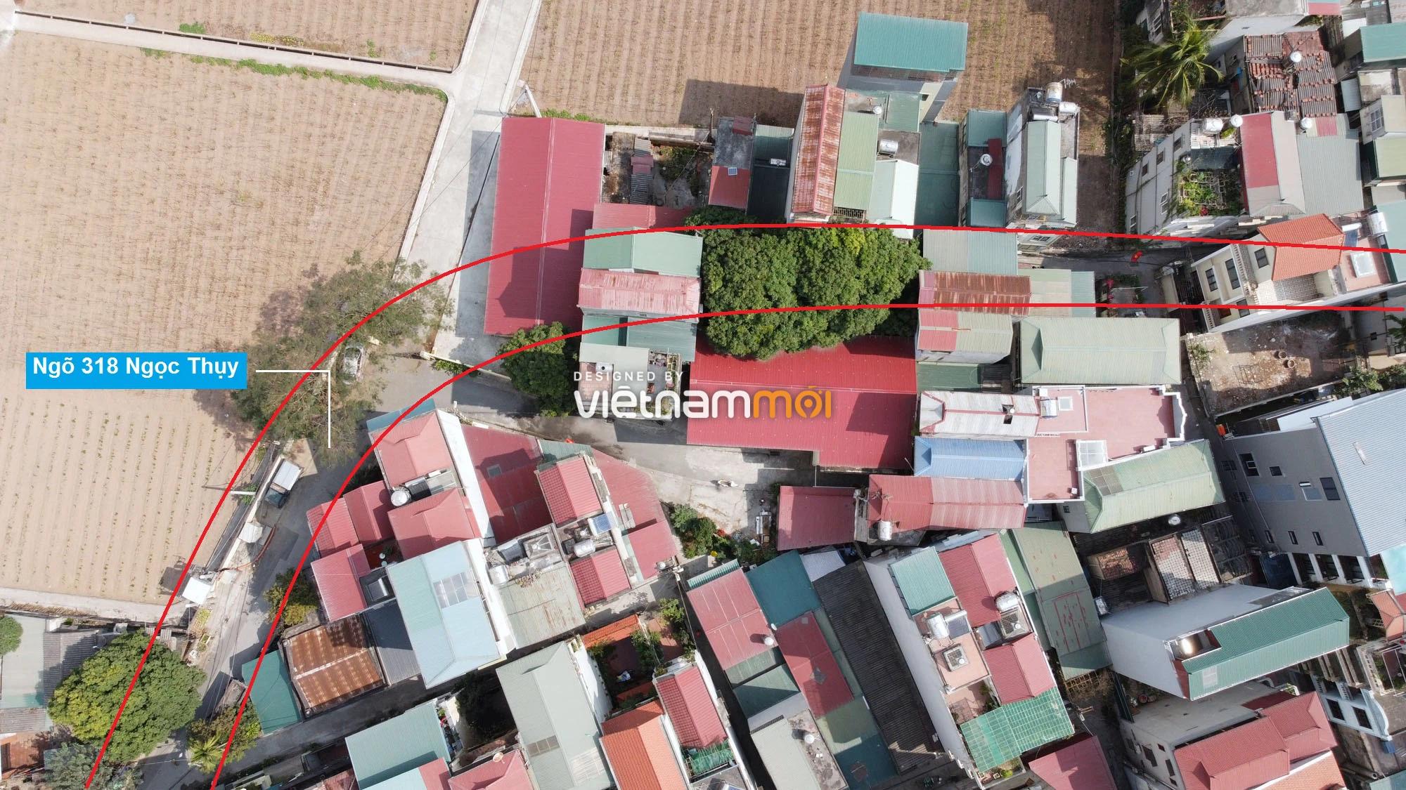 Đường sẽ mở theo quy hoạch ở phường Ngọc Thụy, Long Biên, Hà Nội (phần 4) - Ảnh 13.