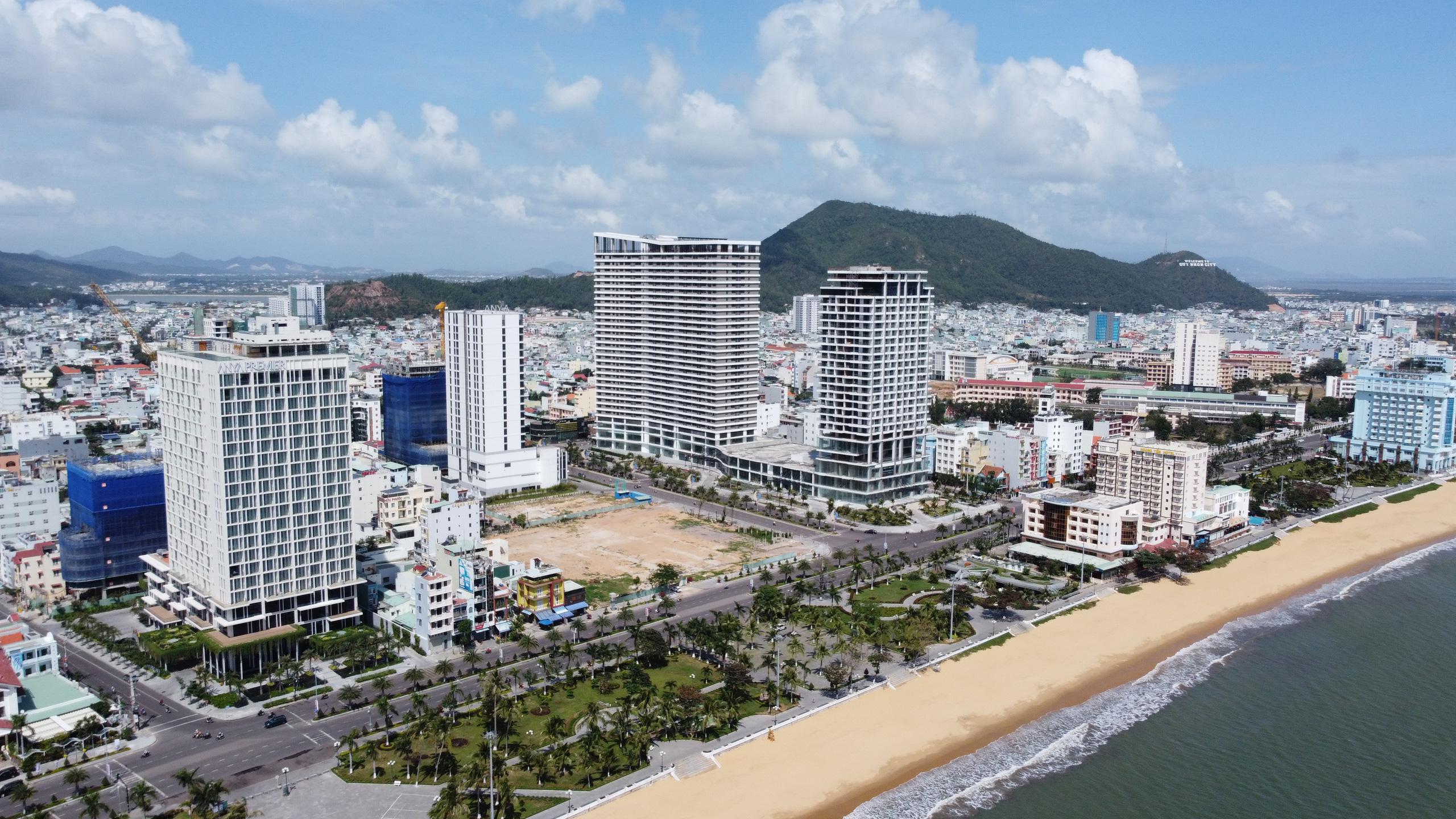 Bình Định chi gần 150 tỷ đồng tạo quỹ đất sạch, khu tái định cư  - Ảnh 1.